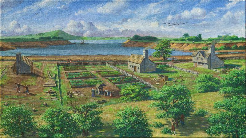 Rhode Island Farming S